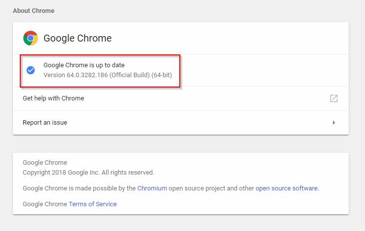 Chrome Update - What is Malvertising